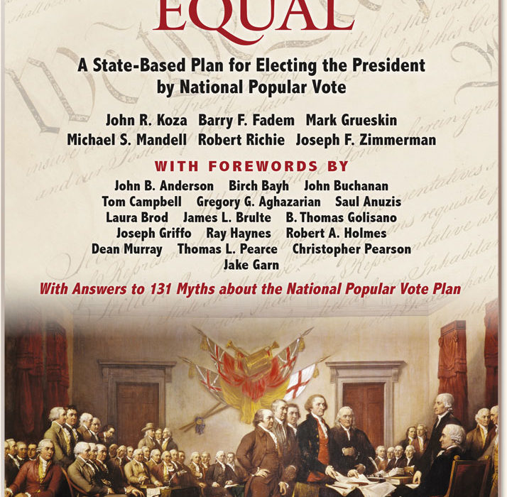 National Popular Vote produced research and responses to the question in this resource